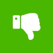 icono dislike